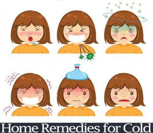 best home remedy for head cold