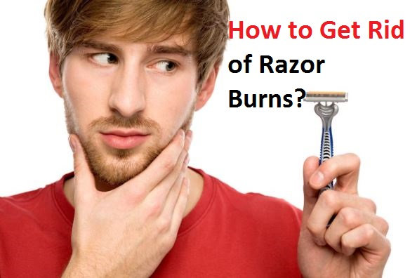 how to get rid of razor burns