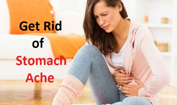 how to cure a stomach ache