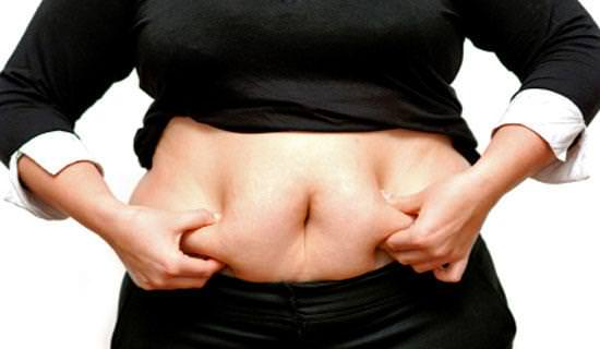 How to get rid of stomach fat