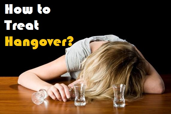 how to treat hangover